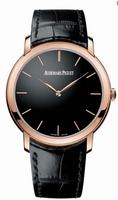 Replica Audemars Piguet Jules Audemars Ultra Thin Mens Wristwatch 15180OR.OO.A002CR.01