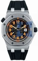 Replica Audemars Piguet Royal Oak Offshore Scuba Mens Wristwatch 15701ST.OO.D002CA.01