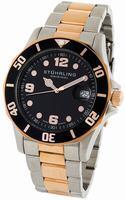Replica Stuhrling Clipper Mens Wristwatch 158.332241