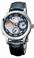 Replica Chopard L.U.C Tech Regulator Mens Wristwatch 16.8449