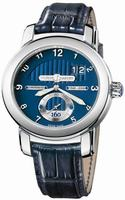 Replica Ulysse Nardin Anniversary 160 Limited Edition Mens Wristwatch 1600-100 (1600-1000)