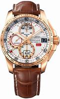 Replica Chopard Mille Miglia GT XL Chrono 2008 Chronograph Mens Wristwatch 161268-5003