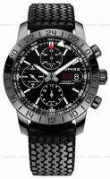 Replica Chopard Mille Miglia GMT 2009 Speed Black 2 Mens Wristwatch 168992-3023