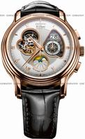 Replica Zenith Chronomaster Open Grande Date Moonphase Mens Wristwatch 18.1260.4047-02.C505