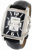 Replica Stuhrling Charing Cross Mens Wristwatch 204.33151