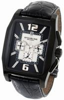 Replica Stuhrling Charing Cross Mens Wristwatch 204.33551