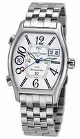 Replica Ulysse Nardin Michelangelo UTC Dual Time Mens Wristwatch 223-48-7/581