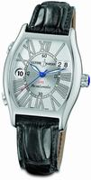 Replica Ulysse Nardin Michelangelo UTC Dual Time Mens Wristwatch 223-48/41