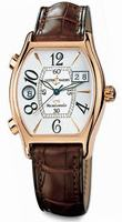 Replica Ulysse Nardin Michelangelo UTC Dual Time Mens Wristwatch 226-48/581