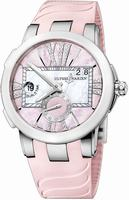 Replica Ulysse Nardin Executive Dual Time Ladies Ladies Wristwatch 243-10-3-397