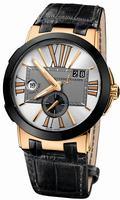 Replica Ulysse Nardin Executive Dual Time 43mm Mens Wristwatch 246-00/421