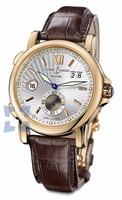 Replica Ulysse Nardin Dual Time 42 mm Mens Wristwatch 246-55-31
