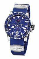 Replica Ulysse Nardin Maxi Marine Diver Mens Wristwatch 260-32-3A