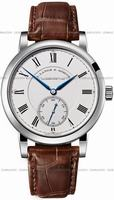 Replica A Lange & Sohne Richard Lange Pour le Merite Mens Wristwatch 260.025