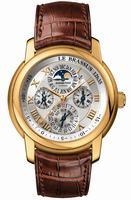 Replica Audemars Piguet Jules Audemars Equation of Time Mens Wristwatch 26003BA.OO.D088CR.01