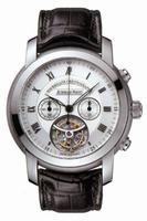 Replica Audemars Piguet Jules Audemars Tourbillon Chronograph Mens Wristwatch 26010BC.OO.D002CR.01
