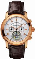 Replica Audemars Piguet Jules Audemars Tourbillon Chronograph Mens Wristwatch 26010OR.OO.D088CR.01