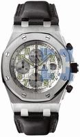 Replica Audemars Piguet Royal Oak Offshore Mens Wristwatch 26020ST.OO.D001IN.02