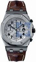 Replica Audemars Piguet Royal Oak Offshore Mens Wristwatch 26020ST.OO.D091CR.01