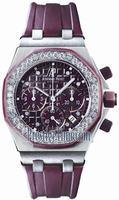 Replica Audemars Piguet Royal Oak Offshore Chronograph Lady Wristwatch 26048SK.ZZ.D066CA.01