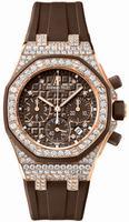 Replica Audemars Piguet Royal Oak Offshore Chronograph Ladies Wristwatch 26092OK.ZZ.D080CA.01