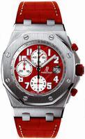 Replica Audemars Piguet Royal Oak Offshore Mens Wristwatch 26108ST.OO.D066CR.01