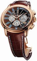 Replica Audemars Piguet Millenary Chronograph Mens Wristwatch 26145OR.OO.D095CR.01