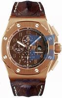 Replica Audemars Piguet Royal Oak Offshore Mens Wristwatch 26158OR.OO.A801CR.01