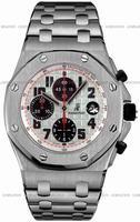 Replica Audemars Piguet Royal Oak Offshore Mens Wristwatch 26170ST.OO.1000ST.01