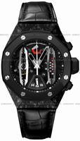 Replica Audemars Piguet Royal Oak Carbon Concept Chronograph Mens Wristwatch 26265FO.OO.D002CR.01
