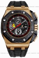 Replica Audemars Piguet Royal Oak Offshore Grand Prix Mens Wristwatch 26290RO.OO.A001VE.01
