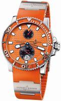 Replica Ulysse Nardin Maxi Marine Diver Chronometer Mens Wristwatch 263-33-3/97