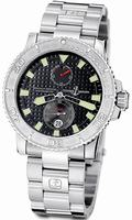 Replica Ulysse Nardin Maxi Marine Diver Chronometer Mens Wristwatch 263-33-7/92