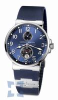 Replica Ulysse Nardin Maxi Marine Chronometer Mens Wristwatch 263-66-3-623