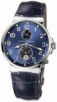 Replica Ulysse Nardin Maxi Marine Chronometer Mens Wristwatch 263-66/623