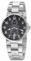 Replica Ulysse Nardin Maxi Marine Chronometer Mens Wristwatch 263-66-7.62