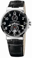 Replica Ulysse Nardin Maxi Marine Chronometer Mens Wristwatch 263-66.62