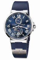 Replica Ulysse Nardin Maxi Marine Chronometer 43mm Mens Wristwatch 263-67-3-43