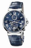 Replica Ulysse Nardin Maxi Marine Chronometer 43mm Mens Wristwatch 263-67-43