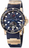 Replica Ulysse Nardin Blue Surf Limited Edition Mens Wristwatch 266-36LE-3