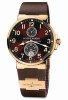 Replica Ulysse Nardin Maxi Marine Chronometer Mens Wristwatch 266-66-3-625