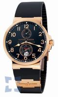 Replica Ulysse Nardin Maxi Marine Chronometer Mens Wristwatch 266-66-3.62