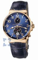 Replica Ulysse Nardin Maxi Marine Chronometer Mens Wristwatch 266-66-623