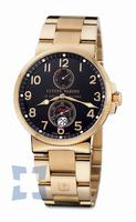 Replica Ulysse Nardin Maxi Marine Chronometer Mens Wristwatch 266-66-8-62