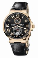 Replica Ulysse Nardin Maxi Marine Chronometer 43mm Mens Wristwatch 266-67-42