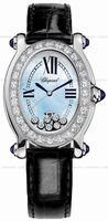 Replica Chopard Happy Sport Oval Ladies Wristwatch 27.7000-2311
