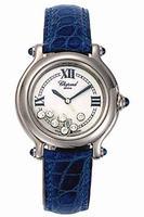Replica Chopard Happy Sport Ladies Wristwatch 27.8238.23W