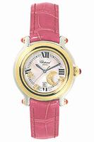 Replica Chopard Happy Sport Ladies Wristwatch 27.8239.42