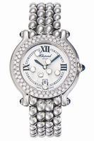 Replica Chopard Happy Sport Ladies Wristwatch 27.8291.23W