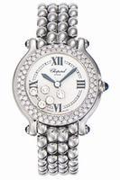 Replica Chopard Happy Sport Ladies Wristwatch 27.8294.23W2R